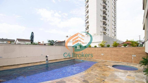 Apartamento Com 3 Dormitórios À Venda, 78 M² Por R$ 590.000,00 - Vila Galvão - Guarulhos/sp - Ap4126