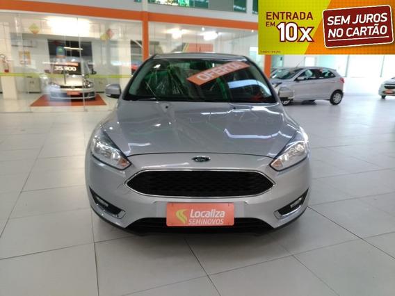 Ford Focus 2.0 Se Plus Fastback 16v Flex 4p Powershift