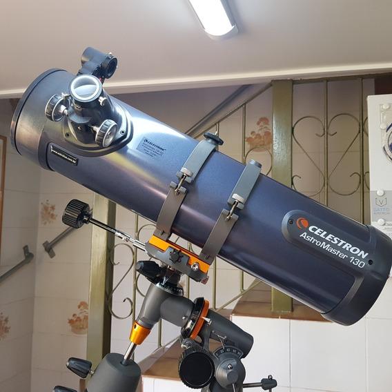 Telescópio Newtoniano 130mm F5 Motorizado - Celestron