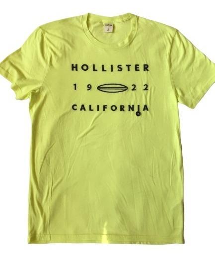 Remera Hollister - Original Usa
