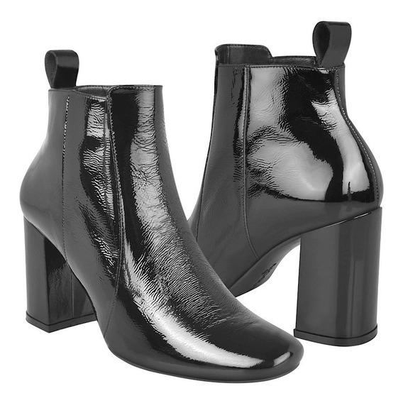 Botas De Moda Para Dama Vicenza 5801 Negro