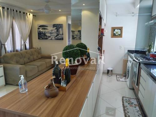 Apartamento Para Venda, 2 Dormitórios, Parque Da Amizade (nova Veneza) - Sumaré - 717