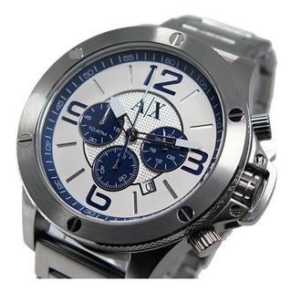 Reloj Armani Exchange Ax1502 Chronograph 24 Horas - Original