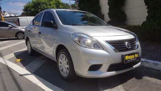 Nissan Versa 1.6 16v S Flex 4p 2013 Completo