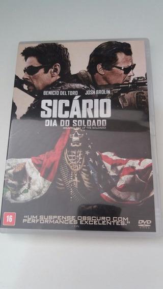 Dvd Sicario Dia Do Soldado