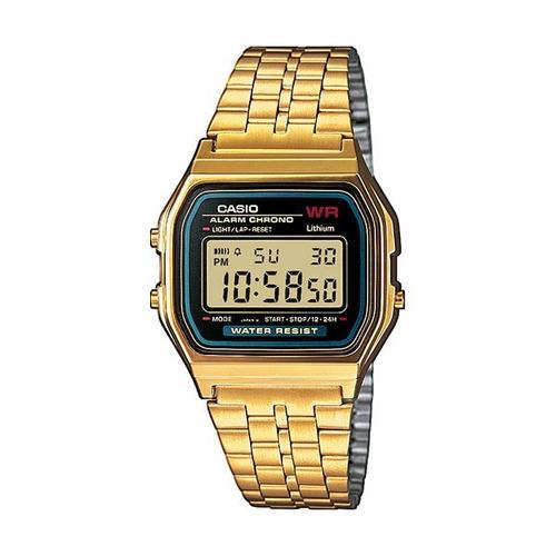 Reloj Vintage Casio A 159wg Ea-1 Agente Oficial Caba