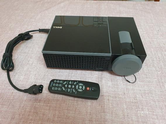 Projetor Dell 1510x - Apenas 253 Horas De Uso