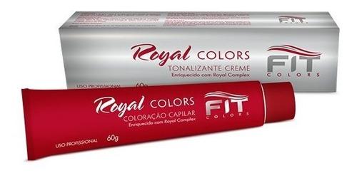Tonalizante Royal Colors  Fit Cosmetics