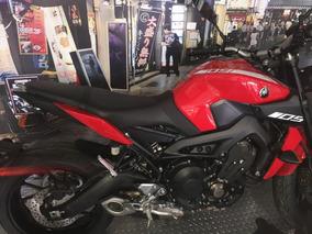 Yamaha Mt 09, 2018, 0 Km, Rojo