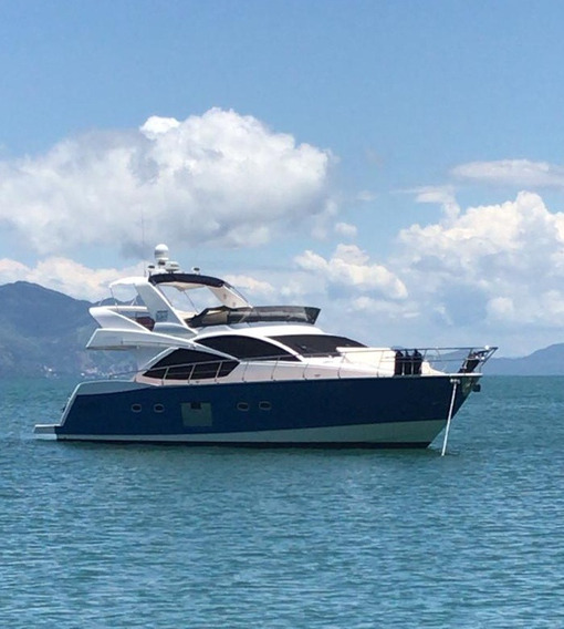 Lancha Phantom 620 - Ñ Cimitarra Intermarine Azimut Sedna