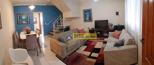 Imagem 1 de 25 de Sobrado Com 3 Dormitórios À Venda, 168 M² Por R$ 742.000,00 - Alves Dias - São Bernardo Do Campo/sp - So0766