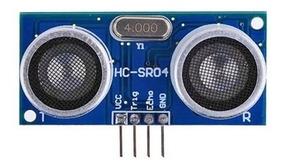 Sensor Ultrassônico De Distância Hc-sr04 Para Arduino
