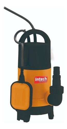 Bomba Dágua Submersível Para Água Suja 1/2hp Bss500 Intech