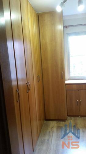 Imagem 1 de 25 de Apartamento Com 3 Dormitórios À Venda, 75 M² Por R$ 450.000,00 - Vila Inglesa - São Paulo/sp - Ap12563