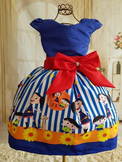 Vestido Show Da Luna