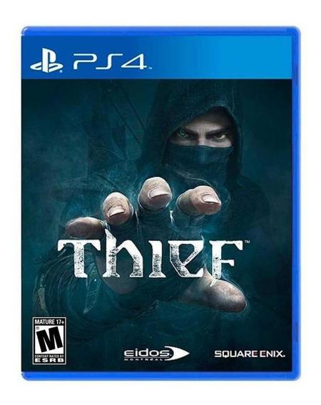 Thief Ps4 Mídia Física Novo Lacrado