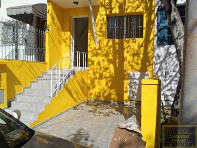 Casa Térrea, 01 Dormitório, 01 Vaga, Quintal, Piso Frio, Proximo Ao Comercios Em Gerais R$ 2500,00 - Eb73131
