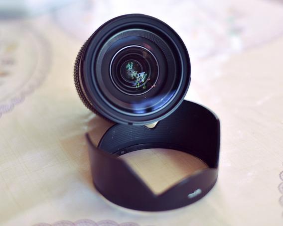 Lente Sigma 24-70 F2.8 Dg Hsm Ex P/ Nikon - Leia O Anúncio