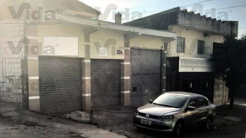 Imagem 1 de 1 de Galpão Para Aluguel, 250.0m² - 36743