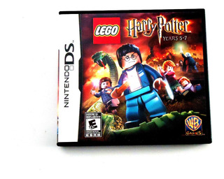 ¡¡¡ Lego Harry Potter Years 5-7 Para Nintendo Ds !!!