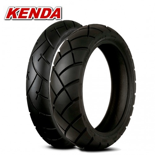 Combo Kenda Big Trail 100/90-19 Tl 150/70-17 Tl Tiger800xr