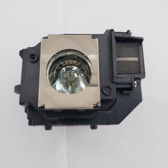 Case De Lâmpada Para Projetor Epson S10 Ótimo Qualidade