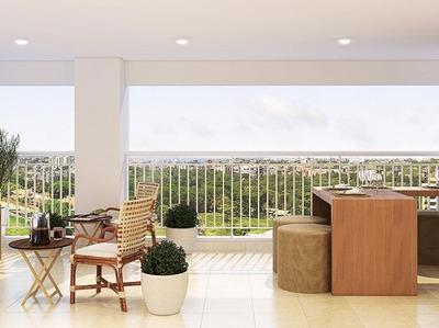 Apartamento Em Santo Amaro, 130m², 4 Dorms, 2 Vagas, Piscina, Academia, Quadra Poliesportiva - Ap2224