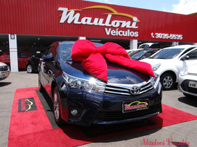 Toyota Corolla Xei 2.0 Flex 16v Automatico 2016