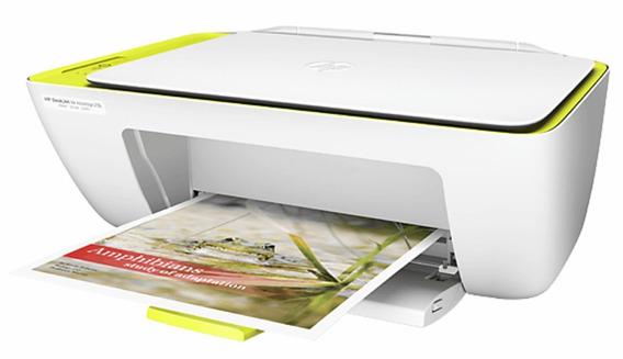 Impressora Multifuncional Hp Advantage 2136 Impressão Scaner