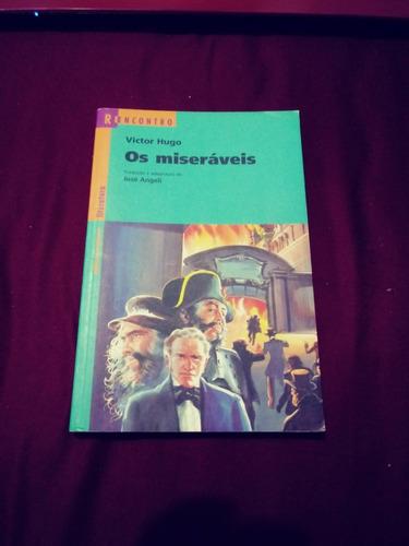 Livro Os Miseráveis Coleção Reecontro
