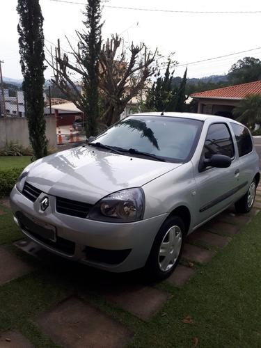 Renault Clio 2008 1.0 16v Authentique Hi-flex 3p