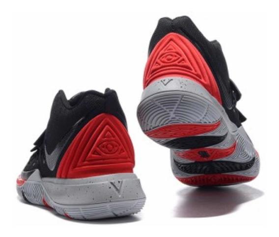 Tenis Nike Basquet Kyrie 5 / Talla# 25 Al 31 Cm Nuevos En Su Caja Original, 100% Originales!