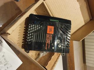 Amplificador Potencia Digital Jbl Br 300.2 2x150rms