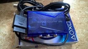 Adatador Rf Av Playstaion 1 E Playstation 2