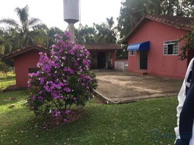 Sítio Em São Miguel Arcanjo, Duas Casas E Galpão - Bi24670