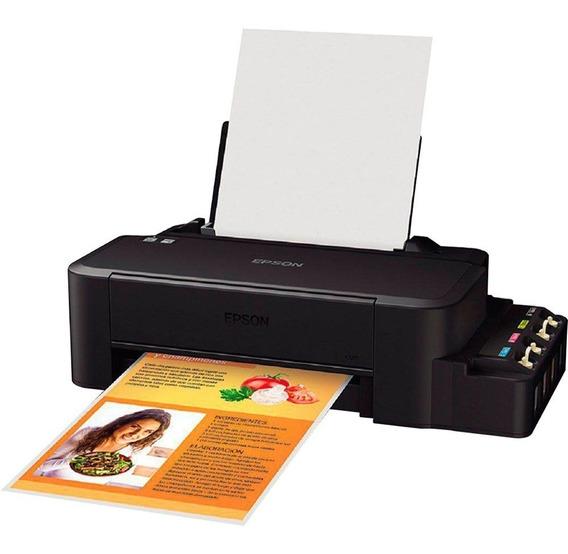 Impressora Epson L120 Ecotank Colorida Bivolt