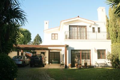 Espectacular Casa En Carrasco Su