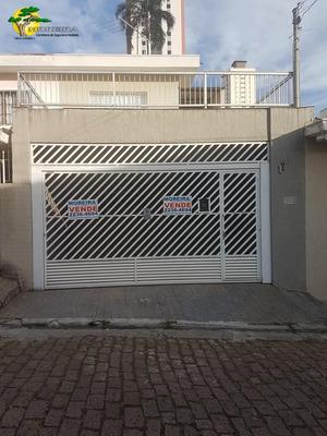 Lindo Sobrado Prox. Do Shopping Santana Park - 646