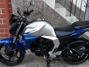 Yamaha Fz S, 2017 Edicion Limitada Blue Race