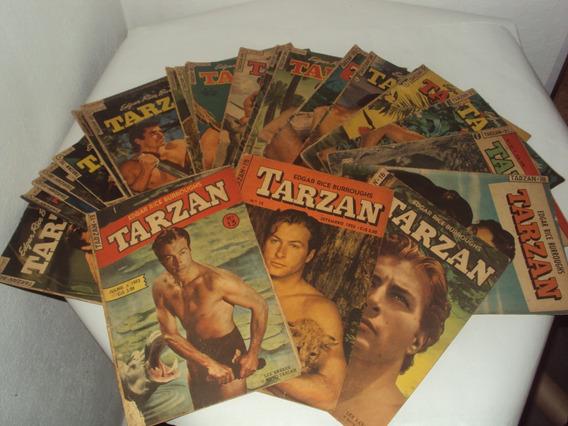 Antigas E Raras Revistas Tarzan 1952 A 1958 (valor Unitário)