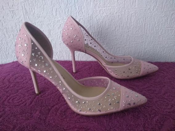 Zapatillas Katy Perry Color Rosa Talla 28mx