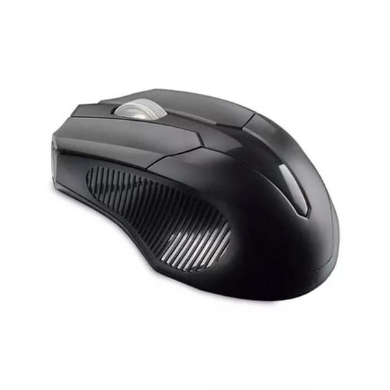 Mouse Sem Fio 2.4 Ghz Usb Box Bulk Preto Multilaser