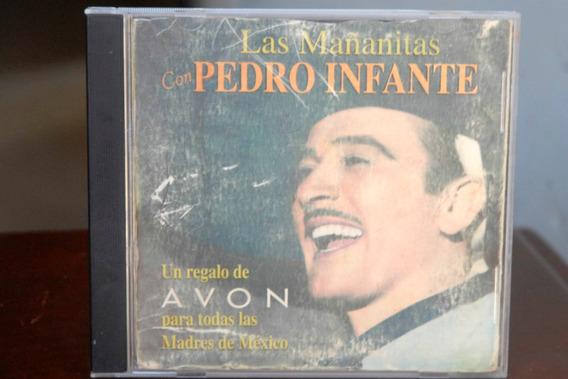 Cd Pedro Infante De Coleccion Marca Avon Muy Raro