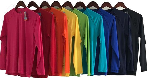 Camisa Polo 100% Poliester Feminina - Varias Cores