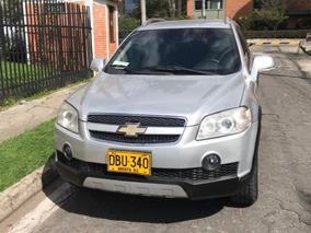 Chevrolet Captiva Ltz, 3.2cc Blindado 2009