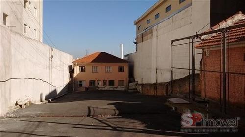 Terreno Residencial Para Locação, Vila Guilherme, São Paulo - Te0042. - Te0042