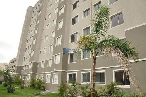 Imagem 1 de 30 de Apartamento Com 2 Dormitórios À Venda, 45 M² Por R$ 210.000,00 - Vila Industrial - São Paulo/sp - Ap0681