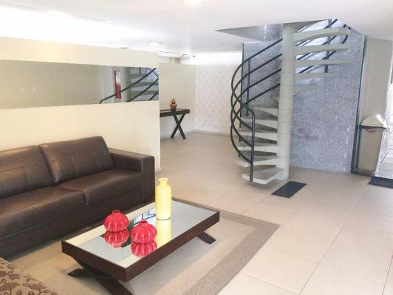 Apartamento Em Torre, Recife/pe De 88m² 3 Quartos À Venda Por R$ 400.000,00 - Ap277332