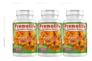 3un Óleo De Prímula 1000mg 120cápsulas Melcoprol