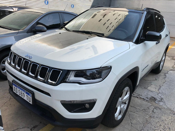 Jeep Compass Sport Mt 2018 Excelente Estado